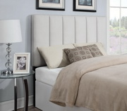 Aqua Pear Deluxe Full/Queen Upholstery Headboard by Pulaski - Trespass Nature by Pulaski - JPK3380