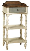 Aqua Pear Deluxe Accent Table  JPK3457