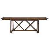 Aqua Pear Deluxe Weston Loft Rectangular Table  JPK5226