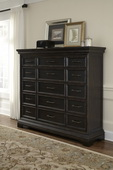 Aqua Pear Caldwell Deluxe Master Chest by Pulaski - JPK5086