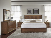 Pulaski Chrystelle Cal King Bed - JPK5112