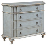 Aqua Pear Deluxe Accent Chest  JPK3874