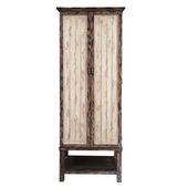 Aqua Pear Accent Cabinet by Pulaski - JPK3888