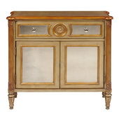 Pulaski Mirrored Hall Chest - JPK3908