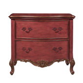 Aqua Pear Deluxe Accent Chest  JPK3918