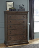 Aqua Pear Deluxe Lindale Drawer Chest by Pulaski - JPK5866