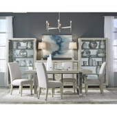 Aqua Pear Cydney Deluxe Dining Table  JPK5940
