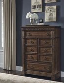 Pulaski Barcelona Drawer Chest - JPK5336