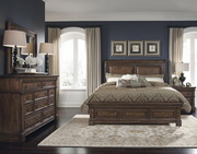 Pulaski Barcelona King Bed Set - JPK5354