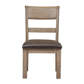 Aqua Pear Flatbush Deluxe Side Chair (1 Chair)  JPK6040
