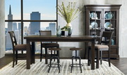 Aqua Pear Deluxe Fulton St. Gathering Table (table Only) by Pulaski - JPK6082