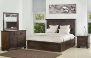 Pulaski Chatham Park King Bed - JPK5446