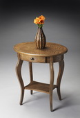 Oval Accent Table - KBT3251