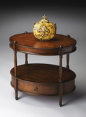 Oval Accent Table - KBT3344