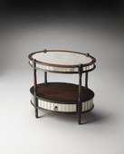 Oval Accent Table - KBT3347