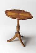 Oval Pedestal Table - KBT7226