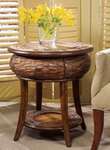Designer Round End Table - KBT1219