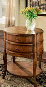 Designer Oval Side Table - KBT1345