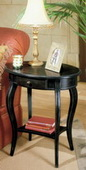 Designer Oval Accent Table - KBT1366