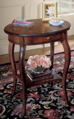 Designer Oval Accent Table - KBT1369