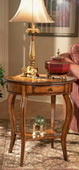 Designer Oval Accent Table - KBT1372