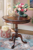 Designer Round Pedestal Table - KBT1375