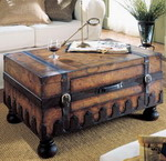Designer Trunk Table - KBT1411