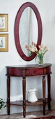 Designer Demilune Console Table - KBT1468