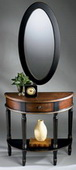 Designer Demilune Console Table - KBT1474