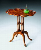 Designer Oval Accent Table - KBT1888
