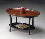 Designer Oval Cocktail Table - KBT2197
