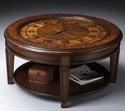Designer Clock Cocktail Table - KBT3073