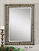 Garrick Wrought Iron Mirror  - LUT4718