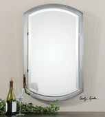 Jacklyn Arched Metal Mirror  - LUT6418