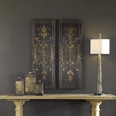 Melani Decorative Panels Set of 2