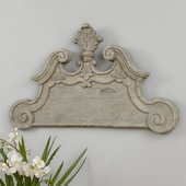 Raimondo Wooden Wall Plaque