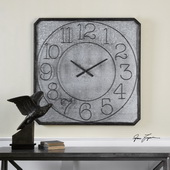 Designer Metal Wall Clock