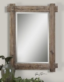 Claudio Wood Mirror  - LUT6464