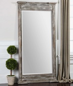 Valcellina Wooden Leaner Mirror  - LUT6488
