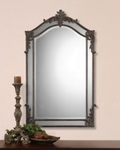 Alvita Medium Metal Mirror  - LUT4982