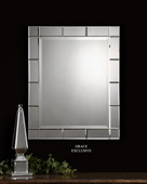 Makura Beveled Mirror  - LUT4994