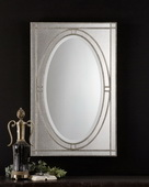 Earnestine Antique Silver Mirror  - LUT5000