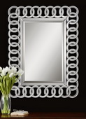 Caddoa Rings Mirror  - LUT5064