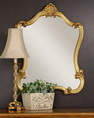 Walton Hall Gold Mirror  - LUT5066