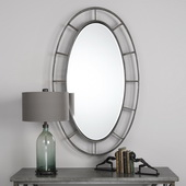 Gilliam Oval Mirror - LUT4843