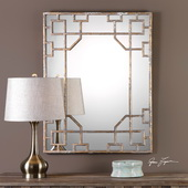 Genji Antique Mirror - LUT4863