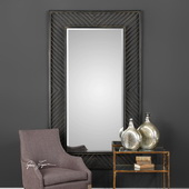 Karel Chevron Mirror - LUT4919