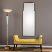 Adelasia Antiqued Gold Mirror - LUT4923