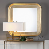 Haemon Metallic Gold Mirror - LUT4955