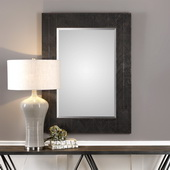 Caprione Oxidized Dark Copper Mirror - LUT4997
